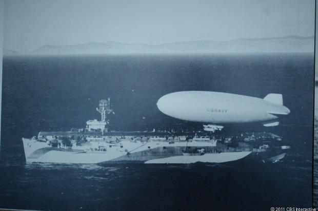 When zeppelins ruled the skies