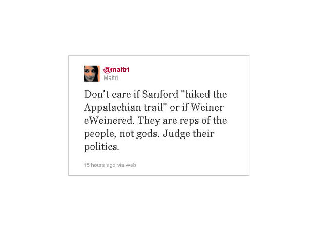 17 funny Anthony Weiner tweets
