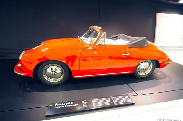 Stunning auto history on display at Porsche Museum