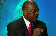 Herman Cain on having a Muslim in his cabinet