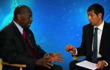 "Herman Cain: ""Homosexuality is a sin"""