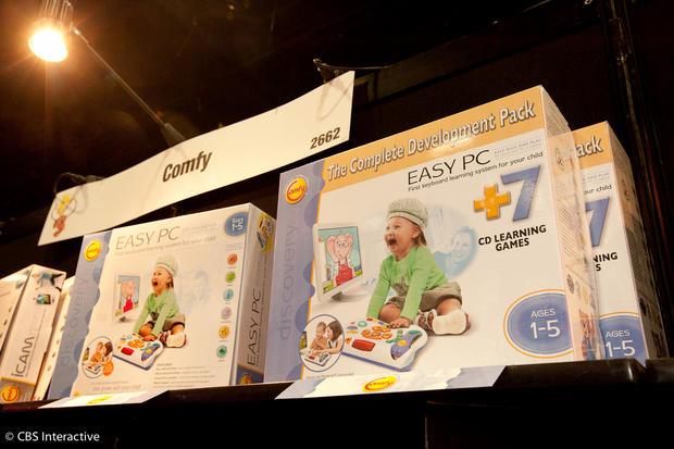 Weirdest gadgets of E3 2011