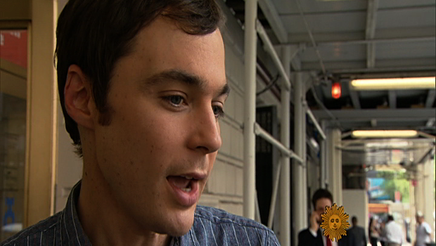 Jim Parsons in The Normal Heart