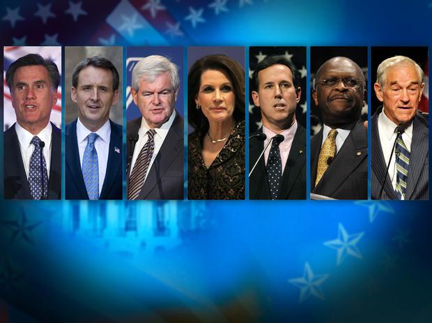 GOP candidates