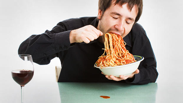 Chewing More Helps People Eat Less  Study Says