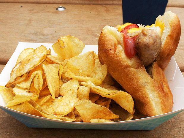Consider a liquid diet - Crohn's disease: 15 healthy-eating