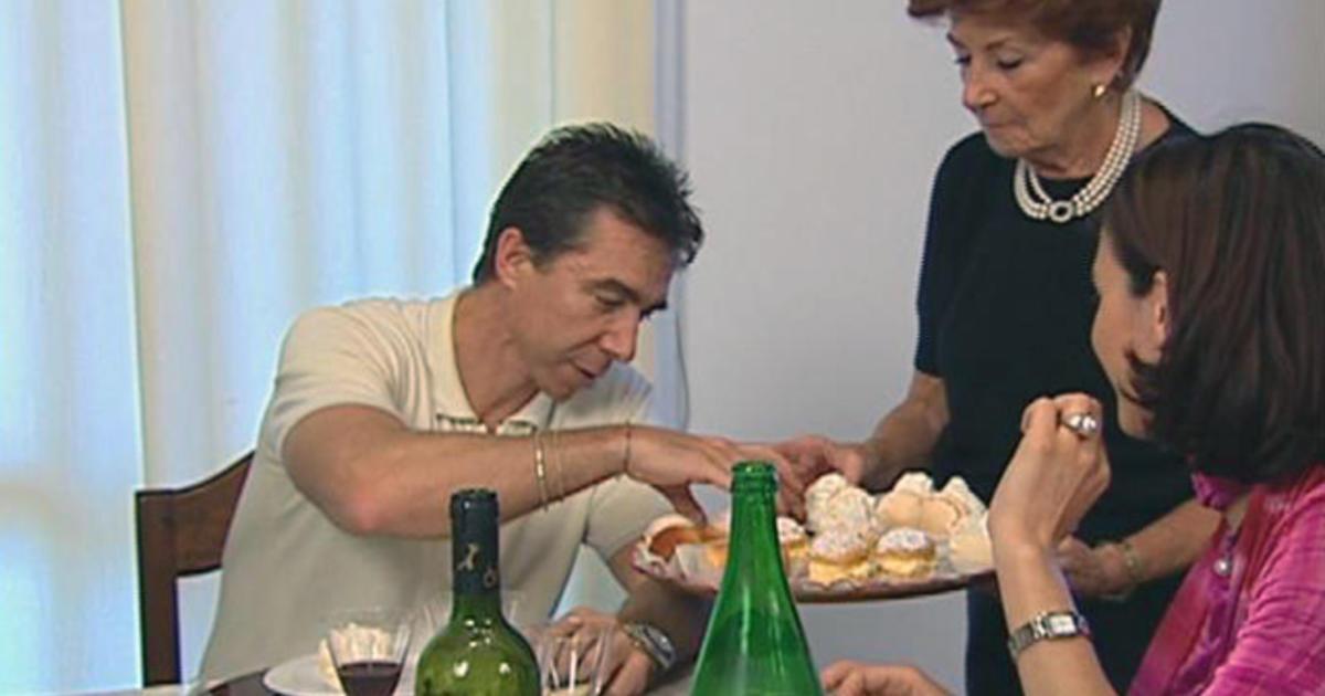 Lesley Stahl's Pick: Mammoni - CBS News