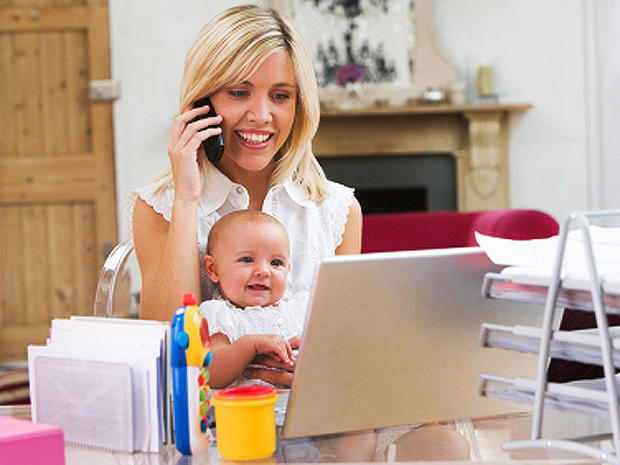 Best companies for working moms (and dads)