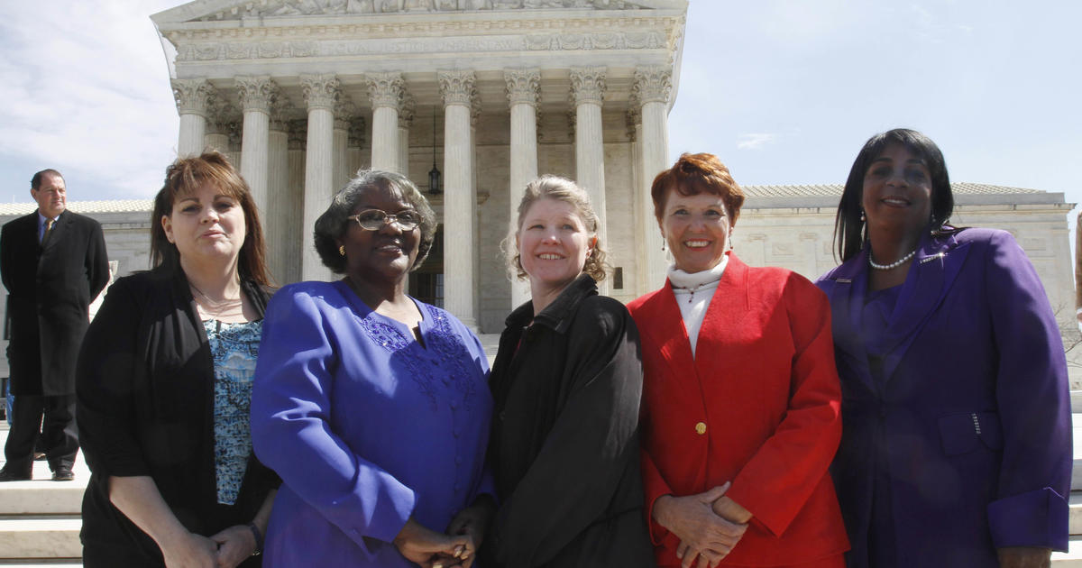 Court Case: Wal-Mart Stores Inc. v. Dukes: AAUW