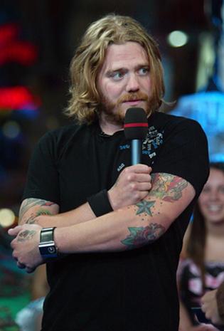 """Ryan Dunn of """"Jackass,"""" 1977-2011"""