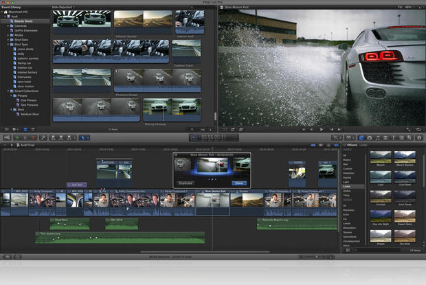 Final Cut Pro X makes debut on Mac App Store - Photo 6 - Pictures