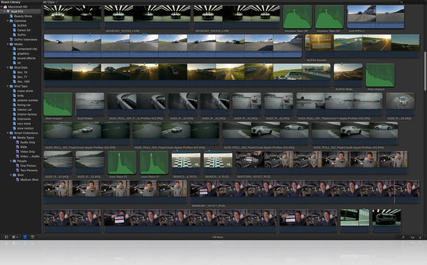 Final Cut Pro X makes debut on Mac App Store - Photo 8 - Pictures