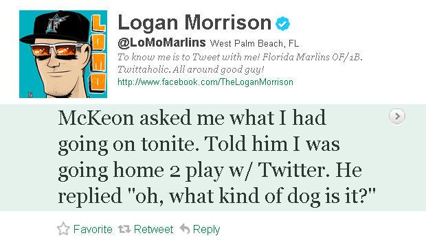 Logan Morrison Twitter