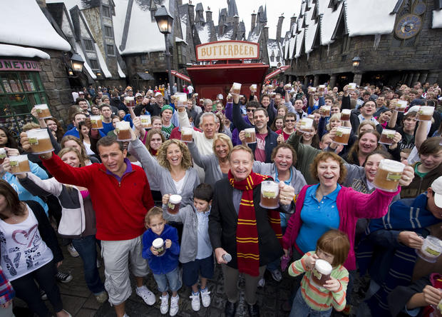 The ever expanding wizarding world of Harry Potter