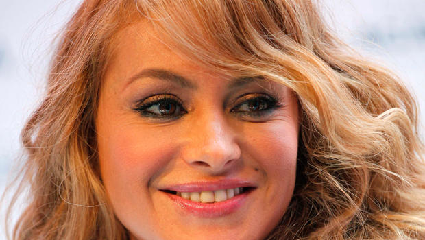 singer paulina rubio arrested in miami after crash cbs news