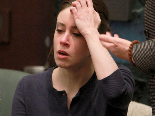 Casey Anthony trial timeline