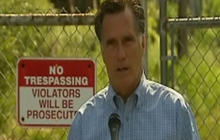 Romney flip-flops on charges against Obama