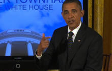 Obama admits recession mistakes