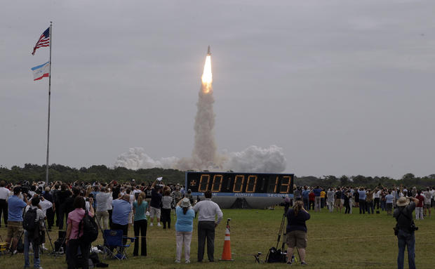 NASA's final shuttle flight