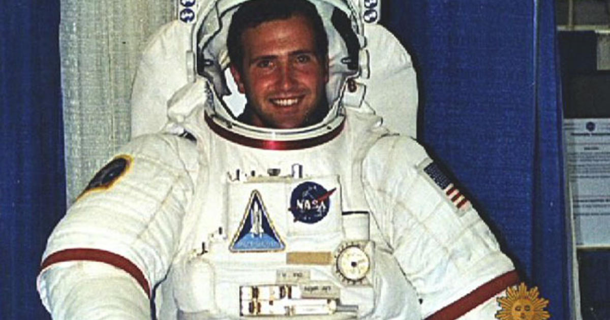 Thad Roberts who stole moon rocks from the NASA vault and had sex on them