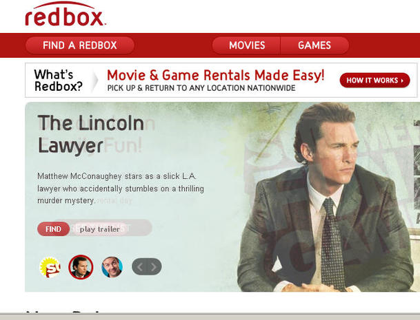 Five alternatives to Netflix
