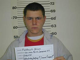 Ex-convict Matthew Slocum, wanted for questioning in N.Y. fire, found in N.H.