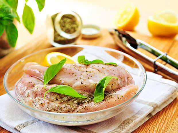 chicken, raw chicken, raw meat, marinate, marinade, stock, 4x3, cooking