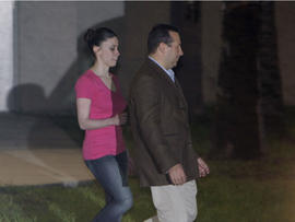 Casey Anthony ordered back to Orlando for probation on check charge