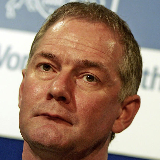 Andy Hayman, assistant commissioner of the Metropolitan Police, speaks during a press conference at New Scotland Yard June 8, 2006, in London. Photo credit: Getty Images