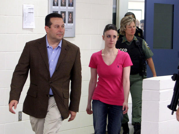 Casey Anthony attorney to appeal probation order