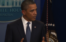 Obama: Markets haven't reacted adversely... so far