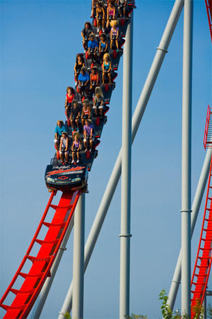 World's best roller coasters