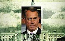 Why did Boehner end debt negotiations?