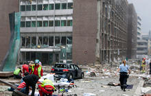 Bomb explodes in Oslo, fatalities