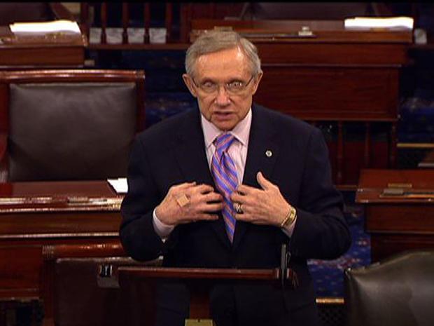 """Reid: GOP battling its own """"multiple personalities"""""""