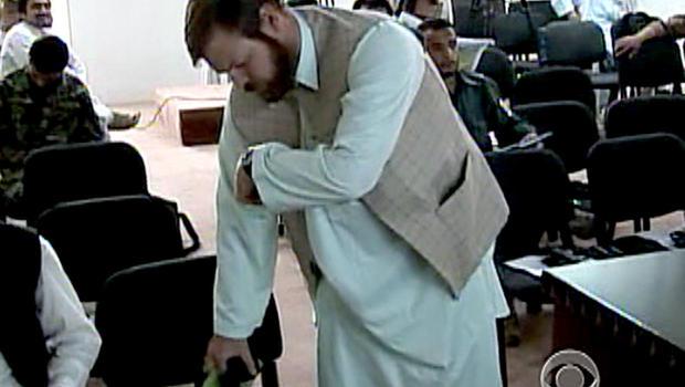 Jim Crawford, Afghan Hands