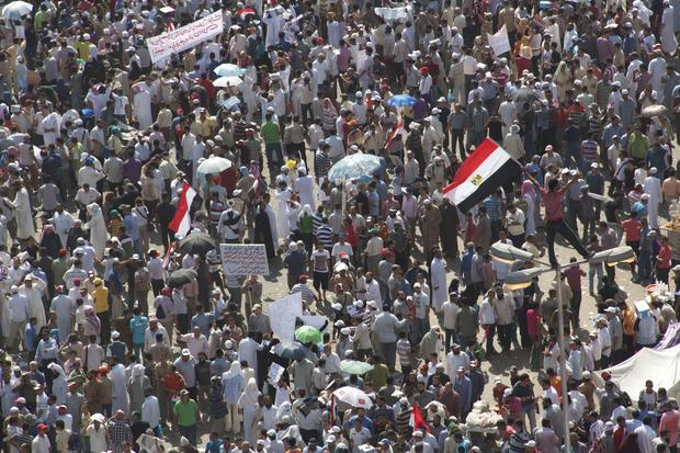 Rally in Tahrir Square