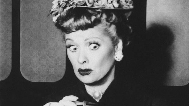 cbs announces i love lucy christmas special cbs news - I Love Lucy Christmas Special