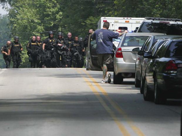 8 people killed in Ohio shooting rampage