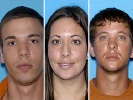 Dougherty siblings chase video released by police in Fla.