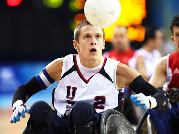 seth mcbride, paralympic