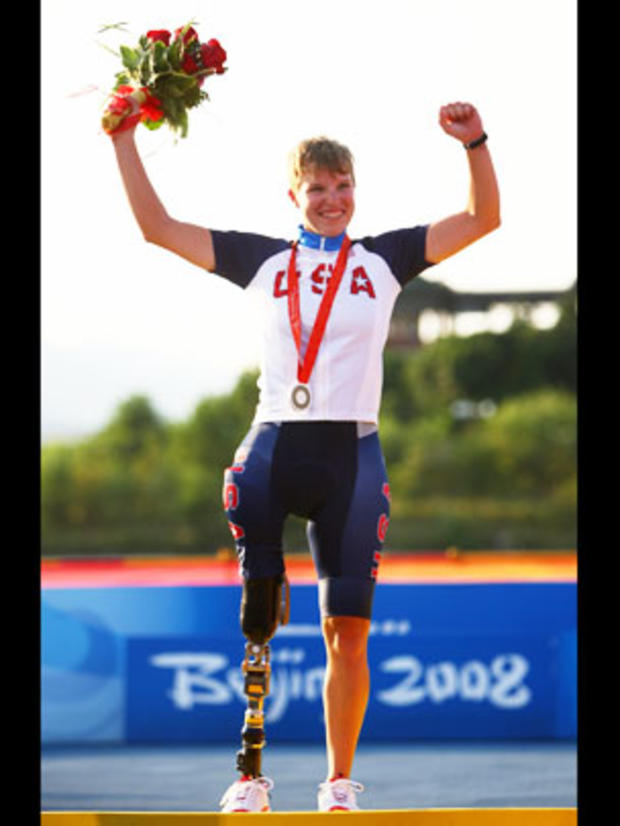allison jones, paralympic