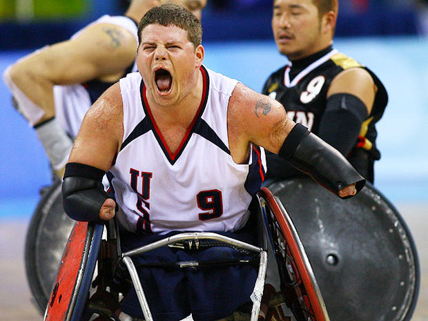 nick springer, paralympic