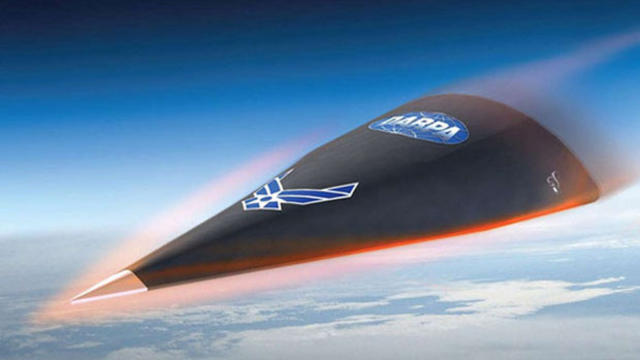 Falcon Hypersonic Technology Vehicle-2 (HTV-2)