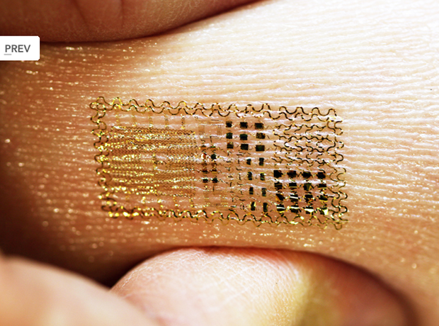 "Smart Skin: Can ""tattoos"" tell when you're sick?"