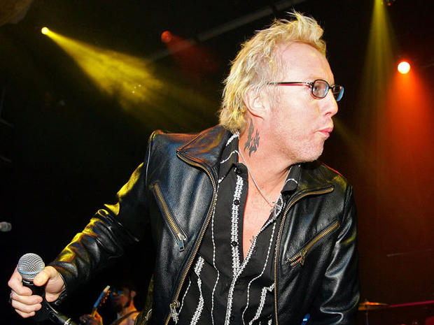 Warrant lead singer Jani Lane dead at 47