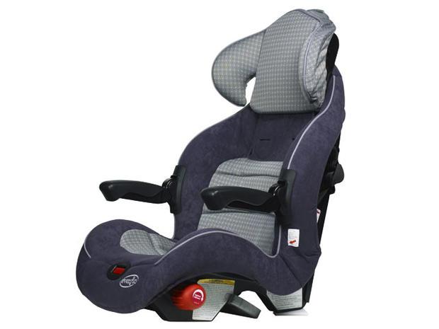 eddie bauer deluxe 8 unsafe car booster seats is your child at rh cbsnews com Eddie Bauer Car Seat Base Eddie Bauer Deluxe