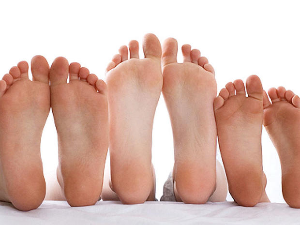 🏆 Celebrities with pretty feet