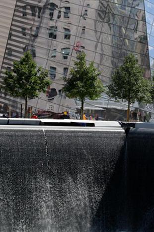 Visiting ground zero & lower Manhattan