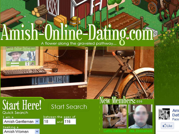 Free amish dating sites